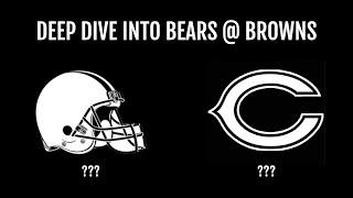 Ultimate Guide to Browns vs Bears (Week 3 Film Study)