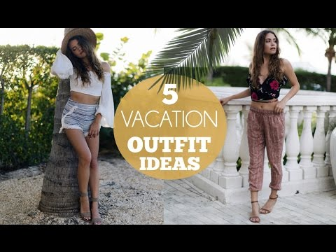 Style Diary: Turks & Caicos | Vacation Outfit Ideas!