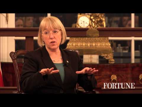 Sen. Patty Murray talks compromise and Hillary in 2016 | Fortune