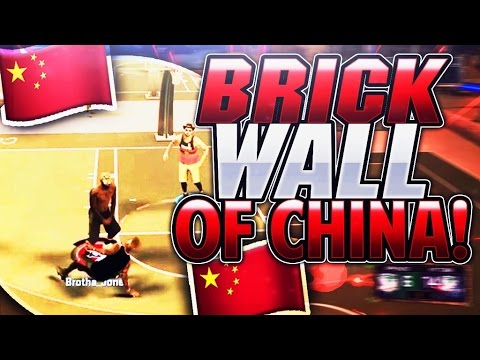 BRICK WALL GOD SETTING GODLY SCREENS!! 100% SNAGGER ! - NBA 2K17