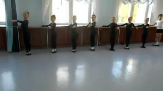 """Открытый урок по классическому танцу группа """"Драйв"""".Танцевально-спортивный центр """"Феерия"""""""