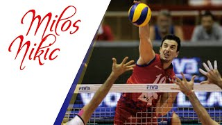 The Best Actions by MILOS NIKIC | Men's CWC 2017