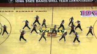 State Dance Competition 2013 (Cedar Falls Hip Hop Routine)