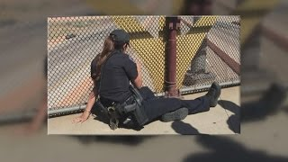 APD officers recount convincing man not to jump from overpass