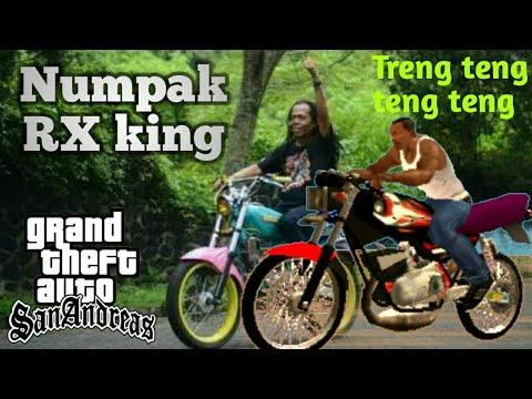 Ucok Konvoi Numpak RX King | GTA SA Parodi