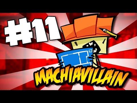 TIRE and PUMPKINHEAD! - MachiaVillain Gameplay - MachiaVillain Part 11  