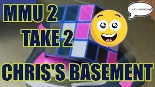Prusa MMU2  Take 2  Firmware Update  New Cut Feature  Time Lapse  Chris's Basement