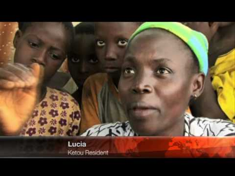 Health workers Benin UK REP