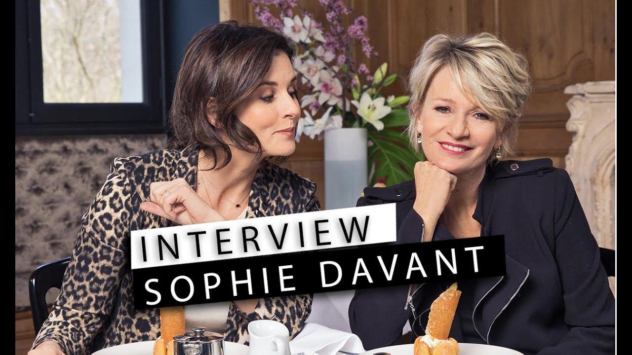 Faustine bollaert interview sophie davant youtube - Damien thevenot et son compagnon ...