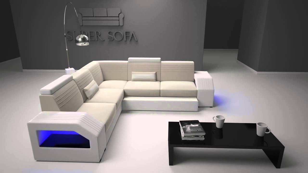 ecksofa mit schlaffunktion madagaskar l youtube. Black Bedroom Furniture Sets. Home Design Ideas