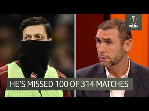 Keown: Özil situation is embarrassing for Arsenal