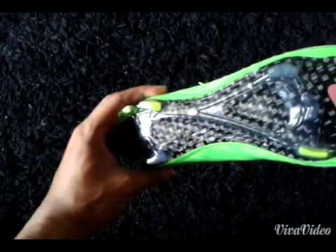 db9fc2c44b28 Nike Mercurial Superfly Green CR7 Replica Review - YouTube