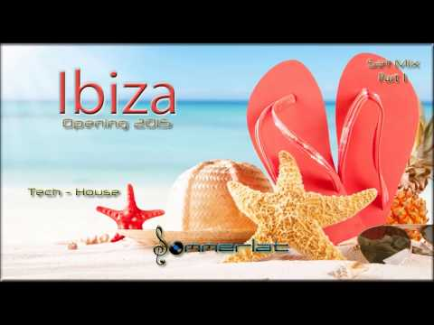 Tech House Mix - Ibiza Opening 2015 - Tribute to Amnesia Club