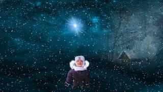 С КРЕЩЕНИЕМ ! Красивый видео ролик с элементами анимации!