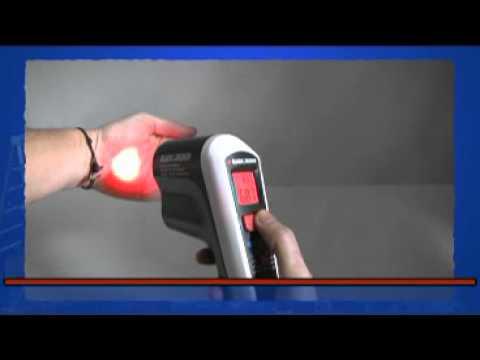 The leak detector Black & Decker TLD100 Thermal Leak Detector