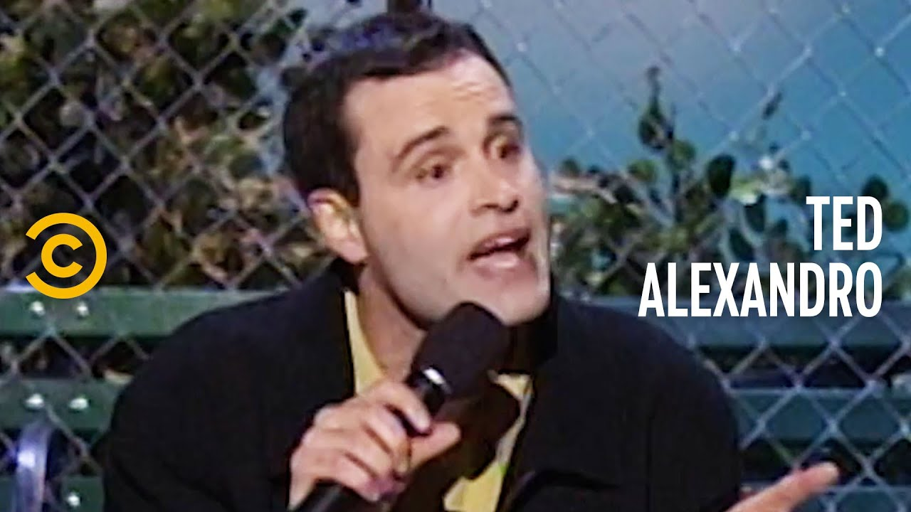 When Your Mom Pretends She Didn't Order Thanksgiving Dinner - Ted Alexandro