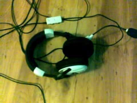 hook up turtle beach headphones