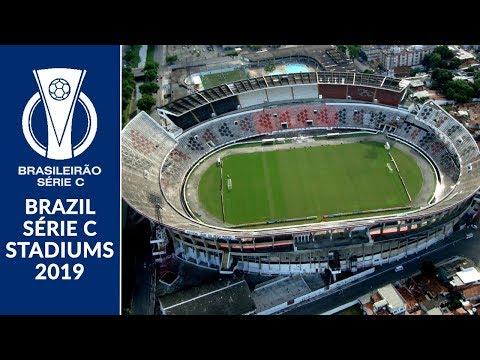 Brazil Série C Stadiums 2019