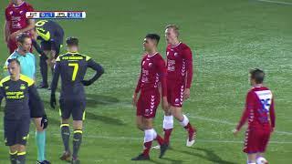 Samenvatting Jong FC Utrecht - Jong PSV (23-03-2018)