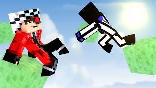 Я СКИНУЛ ТЕРОСЕР ГОРЕТЬ В ЛАВУ В ПАРАДАЙС ПАРКУР 2!! Minecraft PARKOUR PARADISE 2