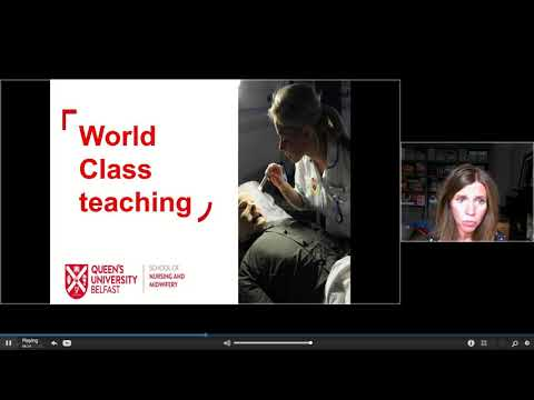 Midwifery Education with Dr Jenny McNeill