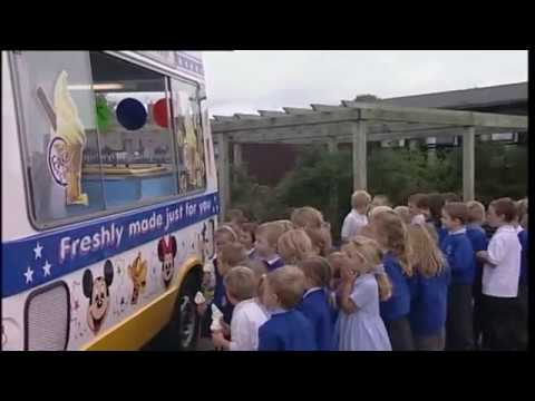 Whitby Morrison: All about Whitby Morrison Ice Cream Vans