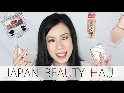 Japan Beauty Haul 2017 ~ Fables in Fashion