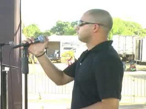 Concurso de trovadores Santa Isabel
