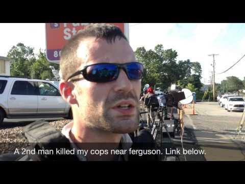 A 2nd man killed by police near ferguson