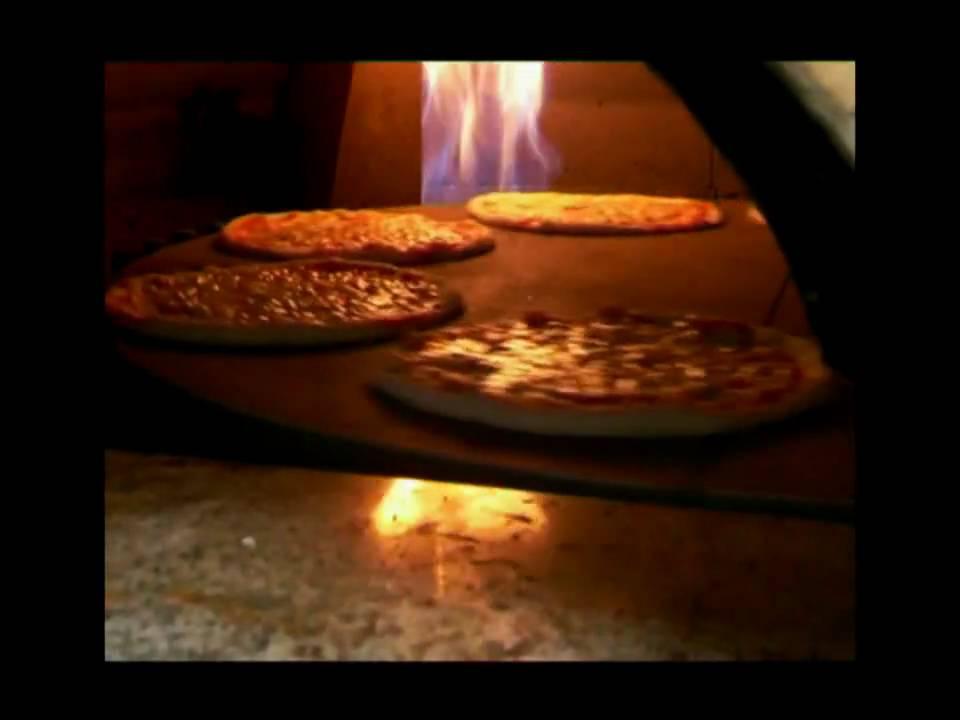 Forno rotante youtube for Termostufe a legna con forno