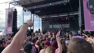 The Wonder Years  quot;Came Out Swingingquot; (Live at Sad Summer Fest)