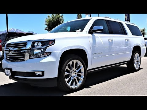 2019 Chevy Suburban Premier: This Or The Tahoe???