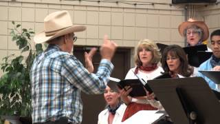 RAW VIDEO: Cattle Call Concert draws crowd for country songs, gospel hymns