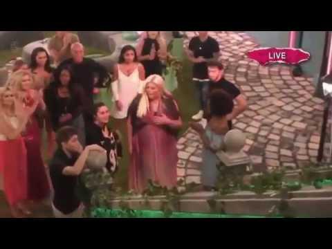 Imrans eviction  Sukhvinder walks during  show - Big Brother 18