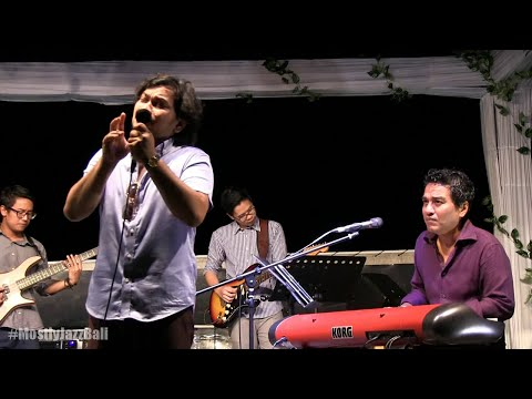 Indra Lesmana Group ft. Tompi - Selalu Denganmu @ Mostly Jazz in Bali 07/06/15 [HD]