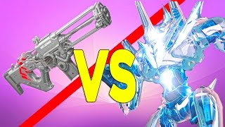 Destiny, Chaos Dogma VS Atheon