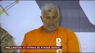 Polícia prende o maior estuprador em série de Goiás