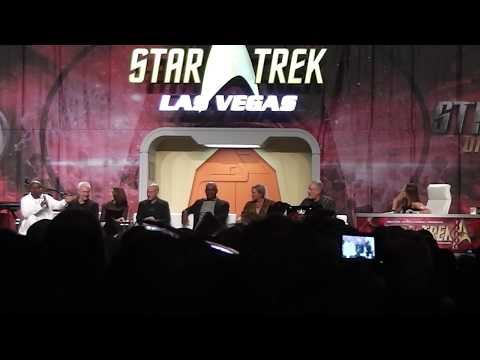 The Next Generation (Full Panel) at the 2017 Star Trek Convention
