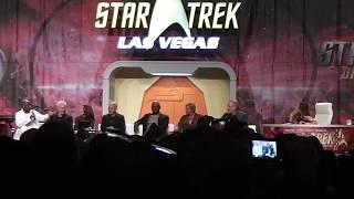 Video The Next Generation (Full Panel) at the 2017 Star Trek Convention download MP3, 3GP, MP4, WEBM, AVI, FLV November 2017