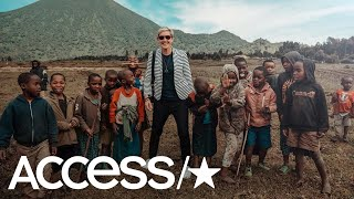 Ellen DeGeneres Got Major Backlash For A Photo From Her Recent Trip To Africa   Access