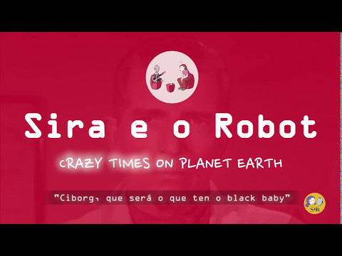 Ciborg, que será o que ten o black baby