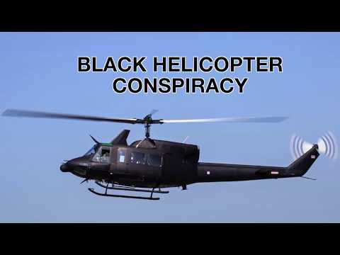 Black Helicopter Conspiracy | Obama | Black helicopters | Conspiracy Theories