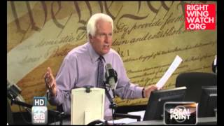 Bryan Fischer: Poor Should Throw Parades for Rich