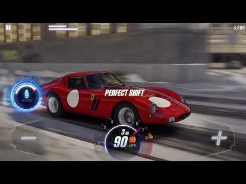 CSR Racing 2 Ferrari 250 GTO Maxed Tune/Pattern 8.90x