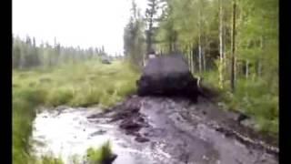 off-road sibir - Бездорожье Сибири