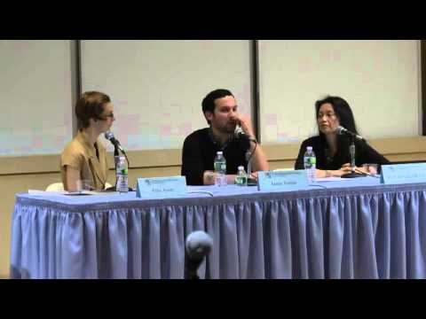 Authors Justin Torres and Marie Myung-Ok Lee—reading and conversing with Ellis Avery