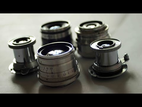 My Five Best Russian Rangefinder Lenses For Mirrorless Cameras