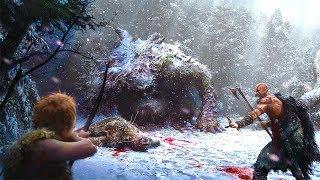 God of War  4 - NEW Gameplay Trailer PS4 (Paris Games Week 2017)