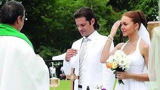 Abismo de pasion - Damian impide la boda de Elisa y Gael