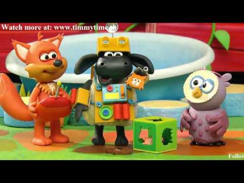 Timmy Time   s02e09   Timmy The Robot,Timmy's Treasure Trail